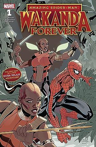 Amazing Spider-Man: Wakanda Forever (2018) #1