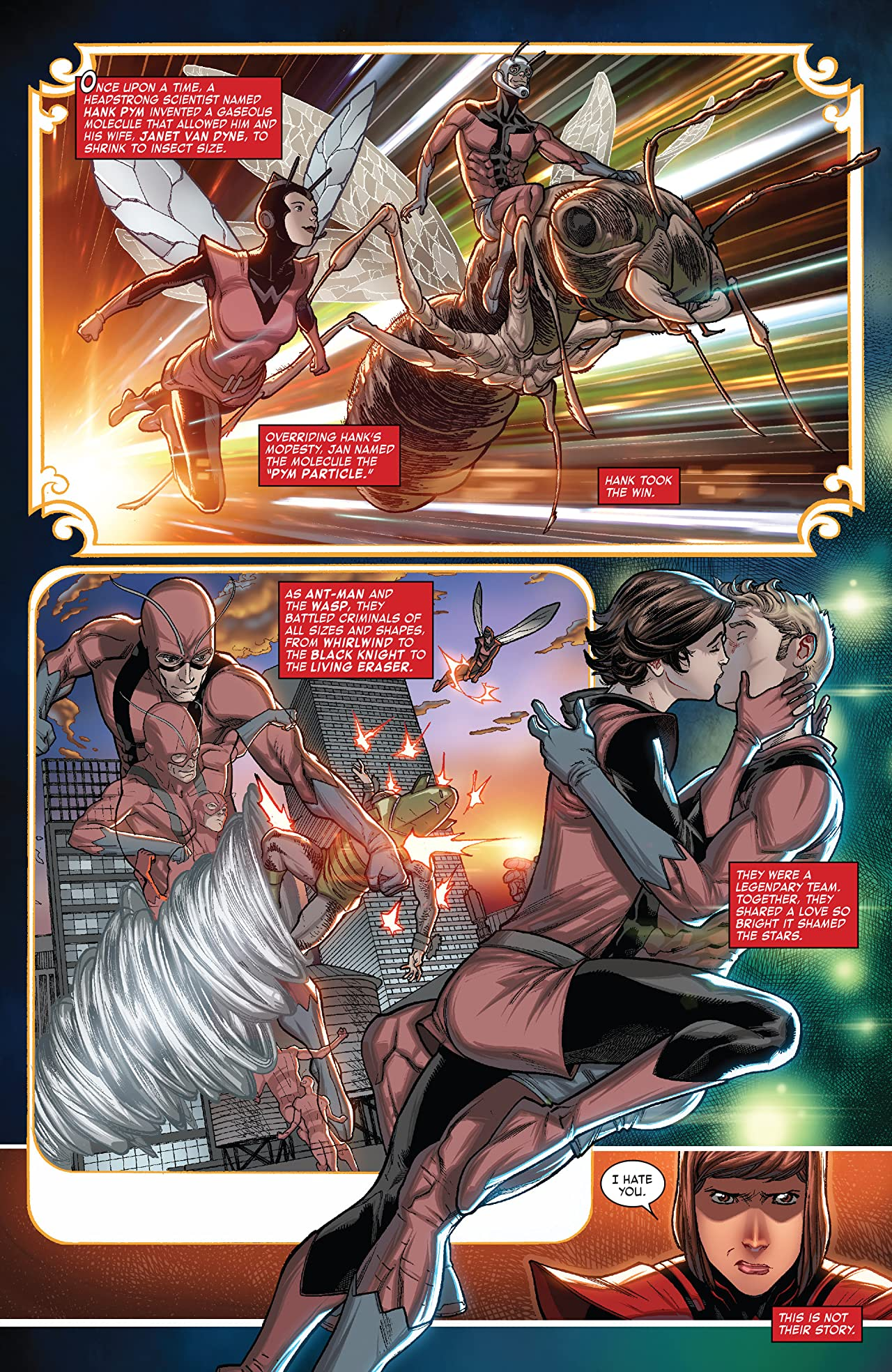 Ant-Man & The Wasp (2018) #1 (of 5)