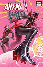 Ant-Man & The Wasp (2018) #2 (of 5)