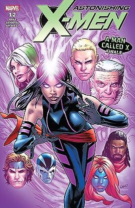 Astonishing X-Men (2017-2018) #12