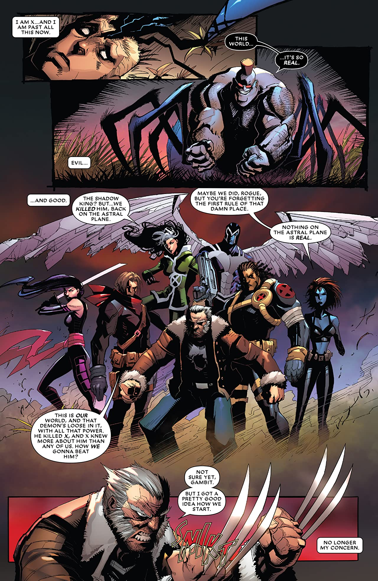 Astonishing X-Men (2017-2018) #12