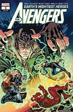 Avengers (2018-) No.3