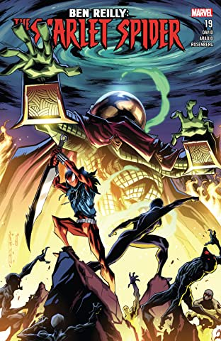 Ben Reilly: Scarlet Spider (2017-2018) #19