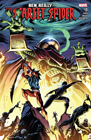Ben Reilly: Scarlet Spider (2017-) #19