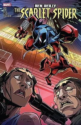 Ben Reilly: Scarlet Spider (2017-2018) #20
