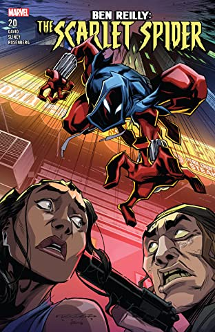 Ben Reilly: Scarlet Spider (2017-2018) #20