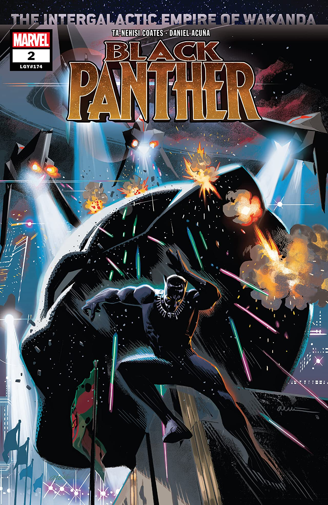 Black Panther (2018-) No.2