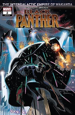 Black Panther (2018-) No.2
