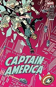 Captain America (2017-2018) #703