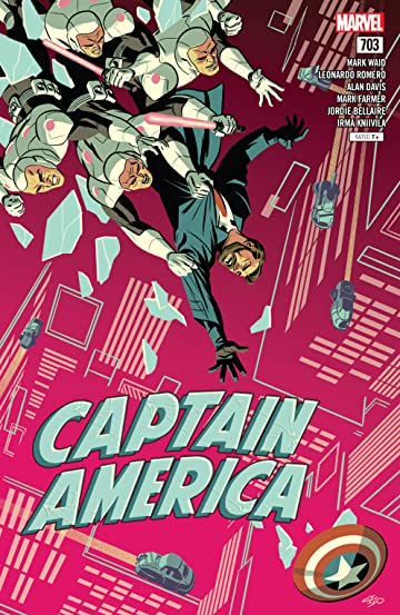 Captain America (2017-) #703