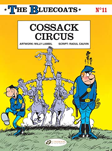 The Bluecoats Vol. 11: Cossack Circus