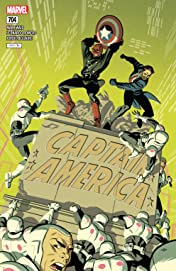 Captain America (2017-2018) #704