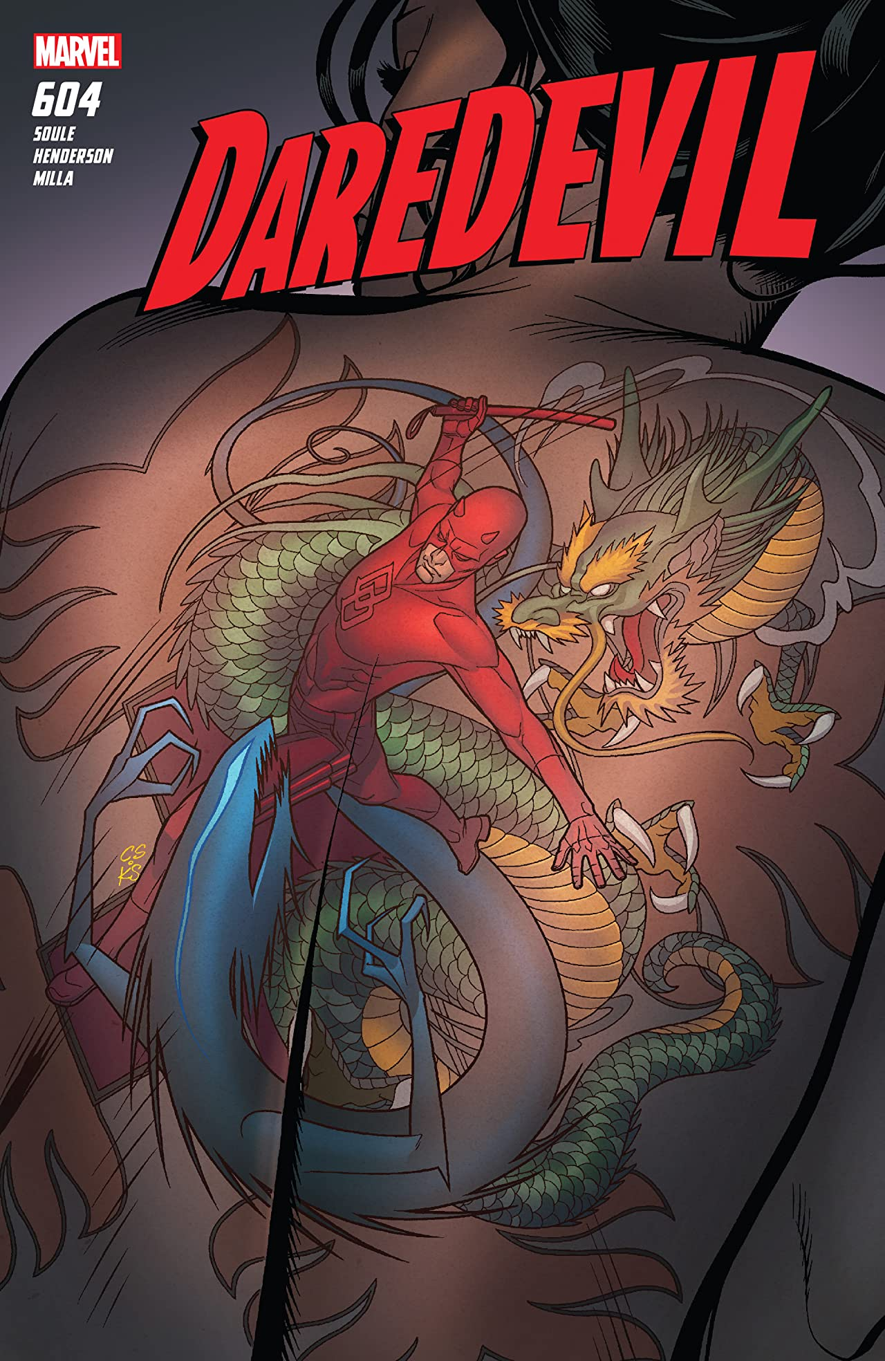 Daredevil (2015-) No.604