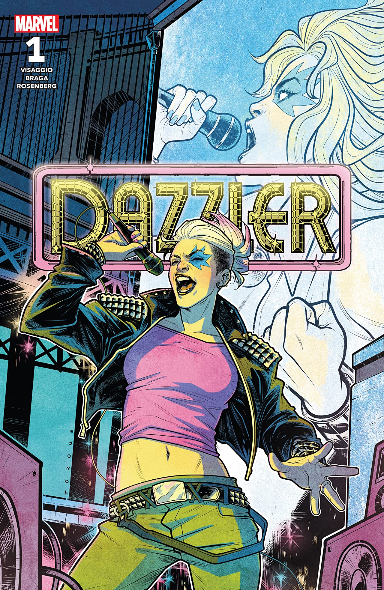 Dazzler: X-Song (2018) No.1
