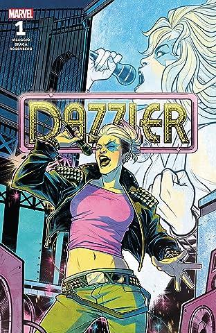 Dazzler: X-Song (2018) #1