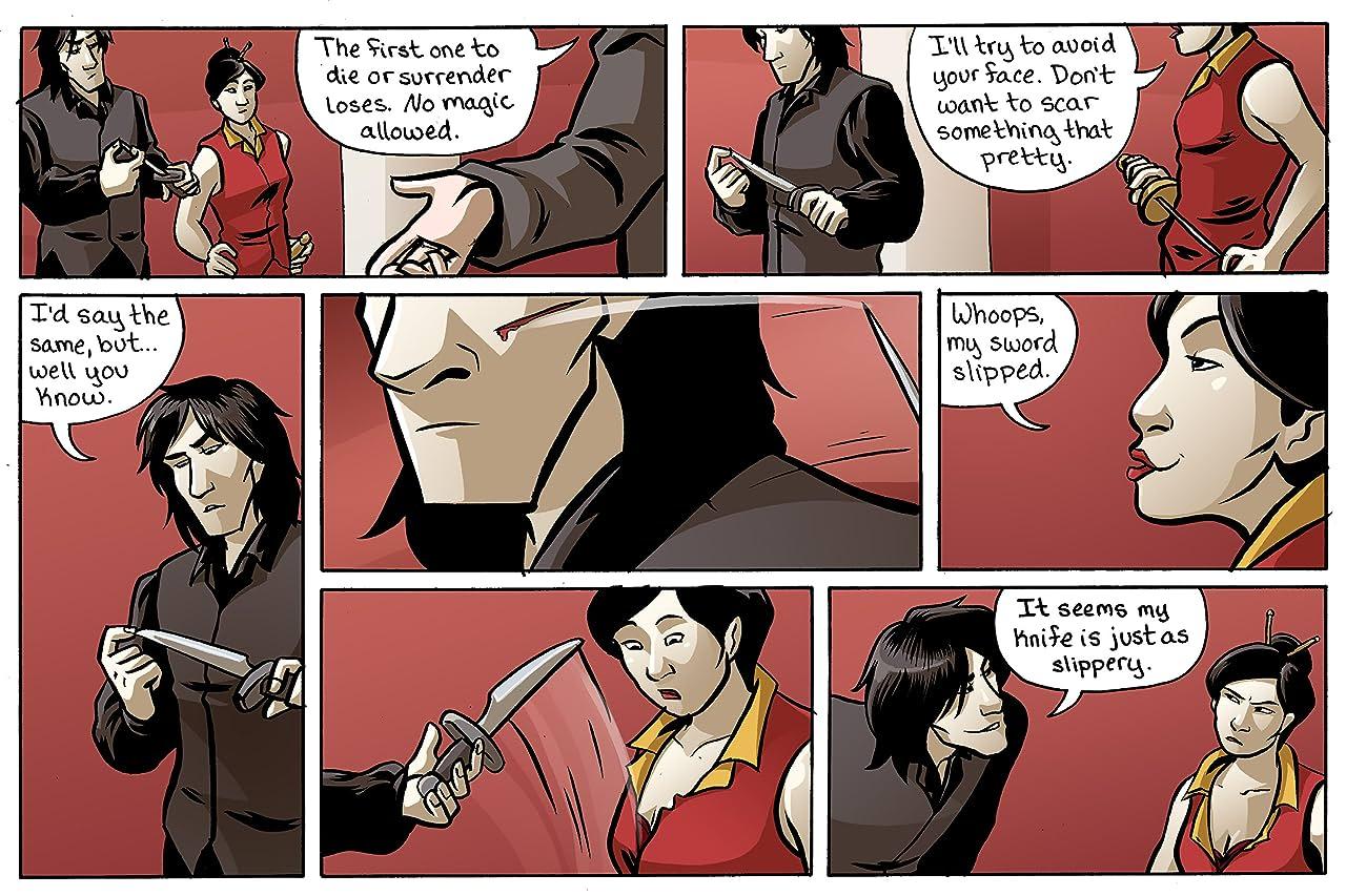 Sorcery 101 #8