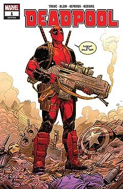 Deadpool (2018-) #1
