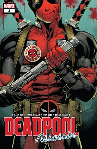 Deadpool: Assassin (2018) No.1 (sur 6)