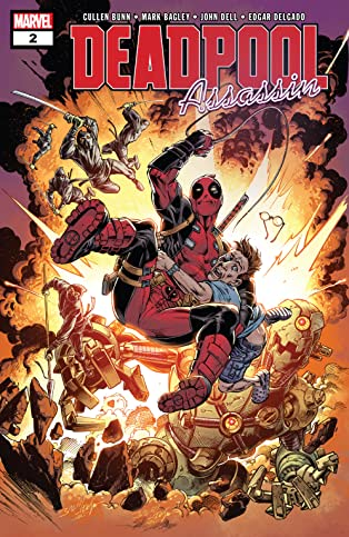 Deadpool: Assassin (2018) #2 (of 6)