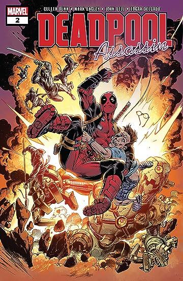 Deadpool: Assassin (2018) #2 (of 6)