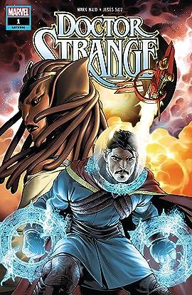 Doctor Strange (2018-2019) #1