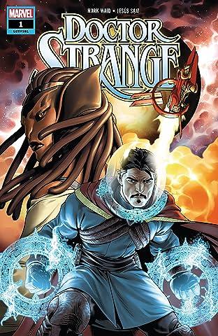 Doctor Strange (2018-2019) No.1