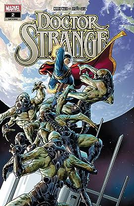 Doctor Strange (2018-2019) #2