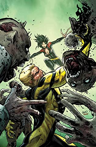 Hunt For Wolverine: Claws Of A Killer (2018) #2 (of 4)