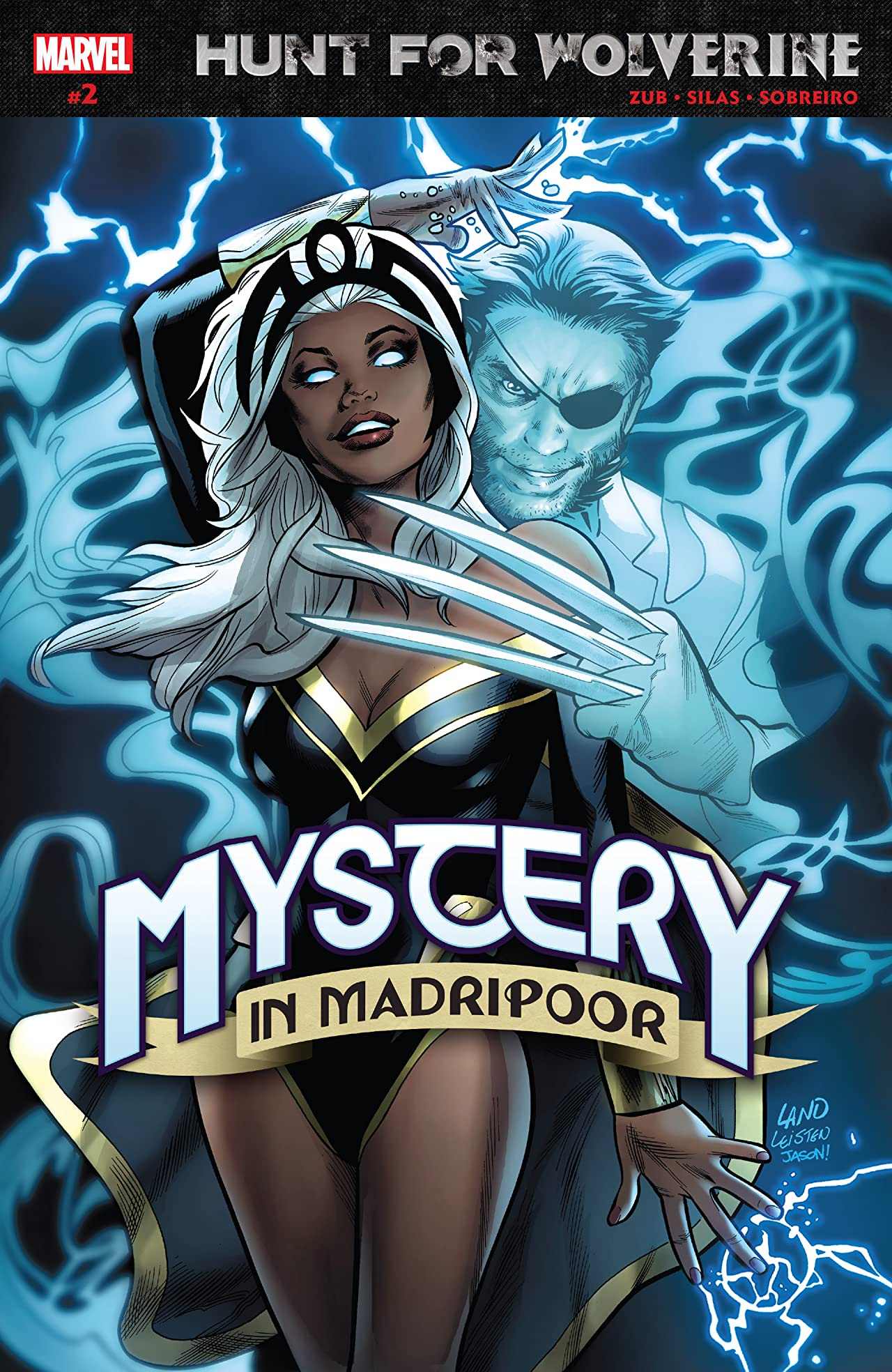 Hunt For Wolverine: Mystery In Madripoor (2018) No.2 (sur 4)