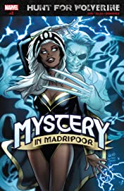 Hunt For Wolverine: Mystery In Madripoor (2018) #2 (of 4)