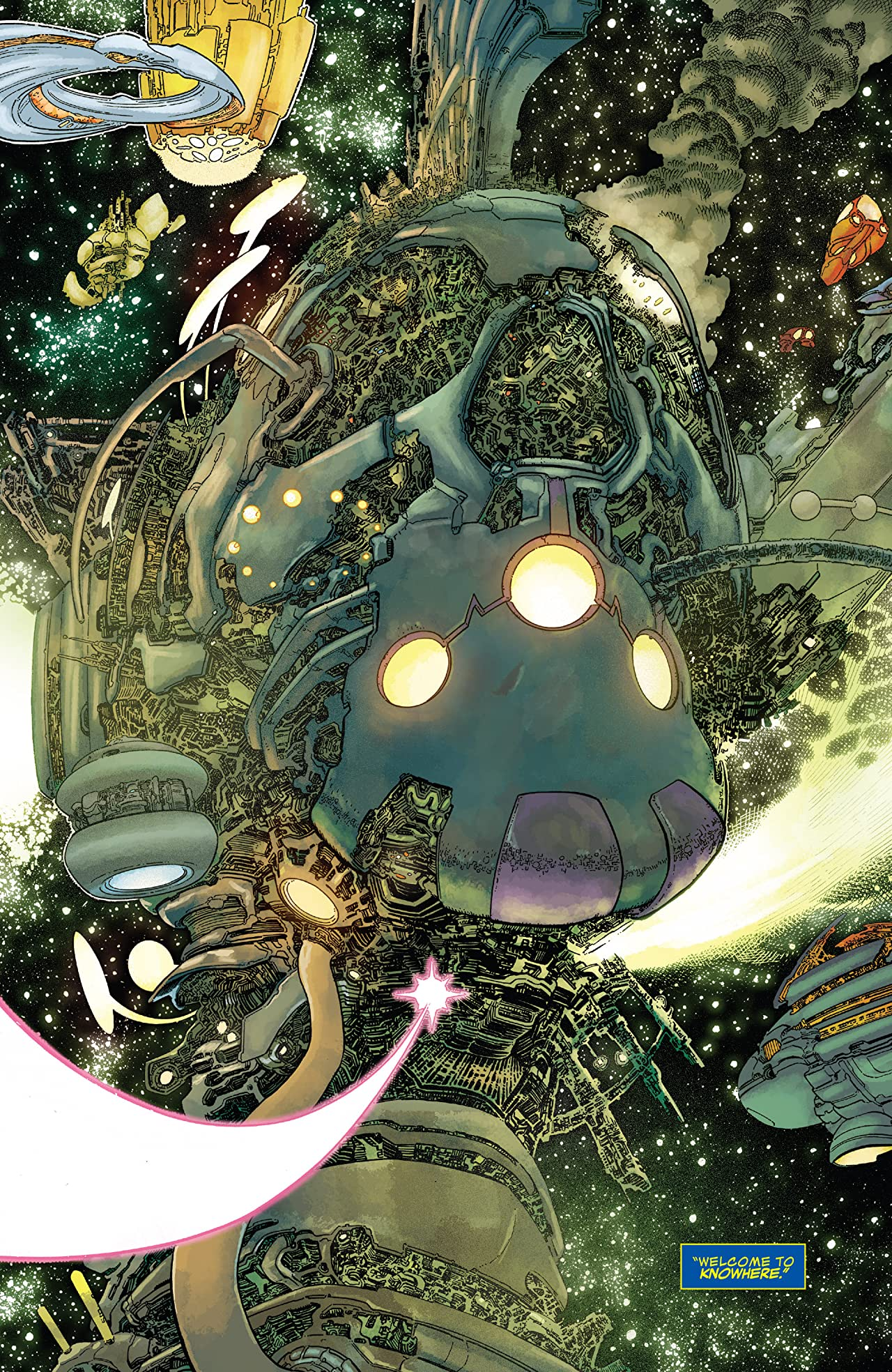 Infinity Countdown (2018) No.4 (sur 5)