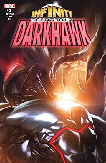 Infinity Countdown: Darkhawk (2018) #2 (of 4)