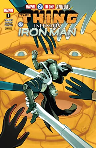Marvel Two-In-One (2017-) Annual #1