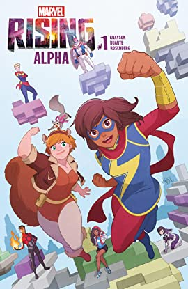 Marvel Rising: Alpha (2018) #1