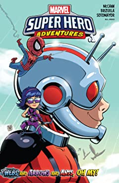 Marvel Super Hero Adventures: Webs And Arrows And Ants, Oh My! (2018) No.1