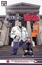 Moon Girl and Devil Dinosaur (2015-) #32