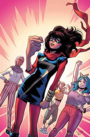 Ms. Marvel (2015-) #31