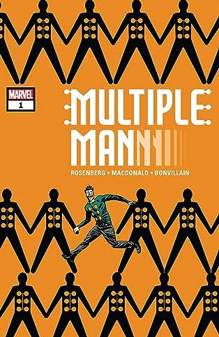 Multiple Man (2018) #1 (of 5)