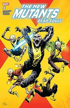 New Mutants: Dead Souls (2018) #4 (of 6)