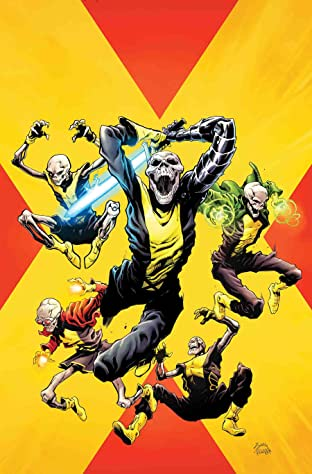 New Mutants: Dead Souls (2018-) #4 (of 6)