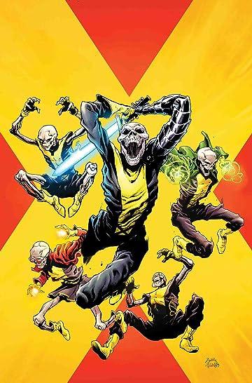 New Mutants: Dead Souls (2018-) #4 (of 6)