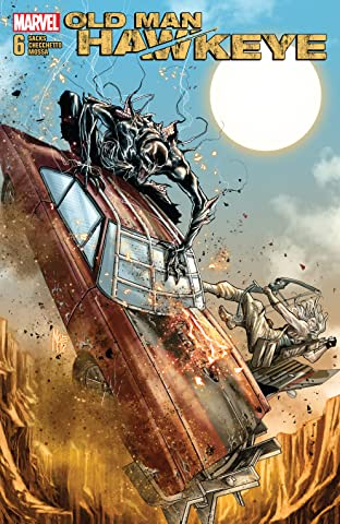 Old Man Hawkeye (2018-) #6 (of 12)