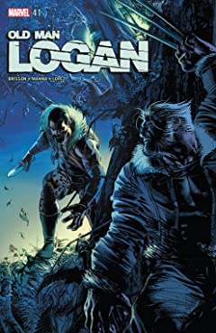 Old Man Logan (2016-) #41