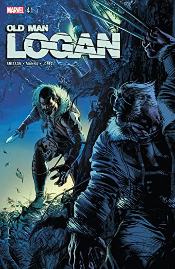 Old Man Logan (2016-2018) #41