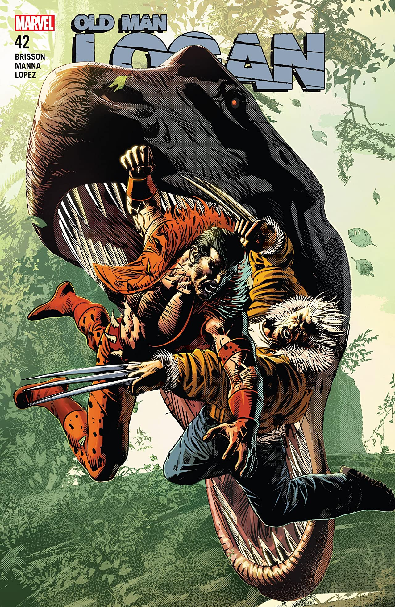 Old Man Logan (2016-) No.42