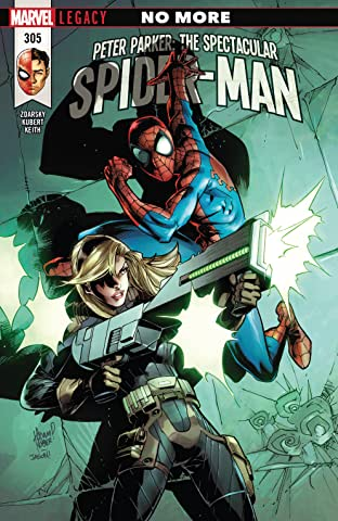 Peter Parker: The Spectacular Spider-Man (2017-2018) No.305