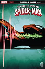 Peter Parker: The Spectacular Spider-Man (2017-) #306