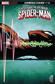 Peter Parker: The Spectacular Spider-Man (2017-2018) #306