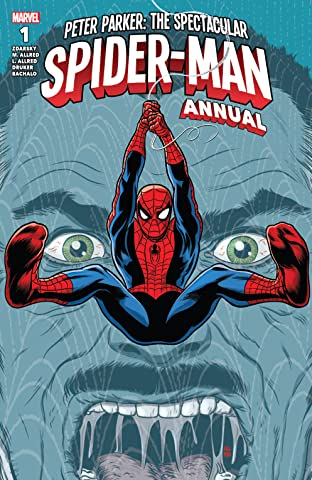 Peter Parker: The Spectacular Spider-Man (2017-2018) Annual No.1