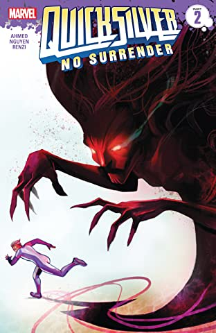 Quicksilver: No Surrender (2018) No.2 (sur 5)